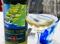 Fresh, bright, crisp acidity. Perfect with Cinque Terre foods