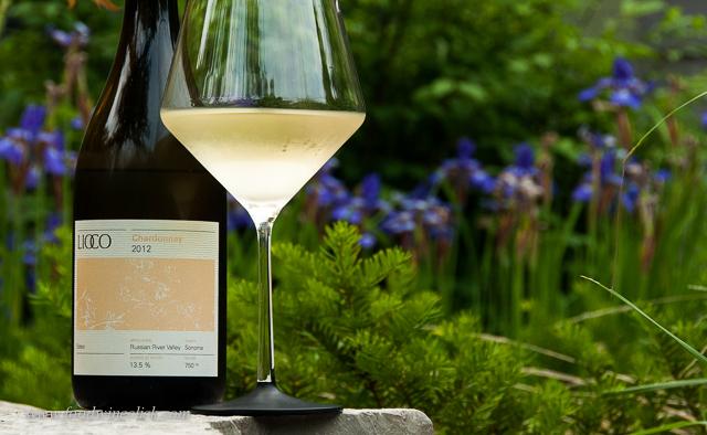 Lioco Russian River Chardonnay shines bright in the glass