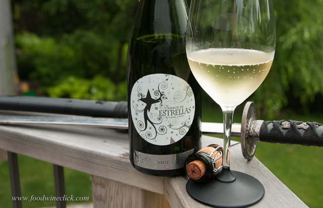 Cava - fun and refreshing, even more fun to open with your favorite sabre!