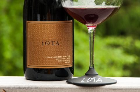 iOTA Cellars 2006 Pelos-Sandberg Vineyard Pinot Noir
