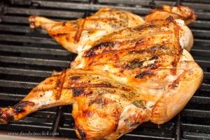 Beautiful grill marks!