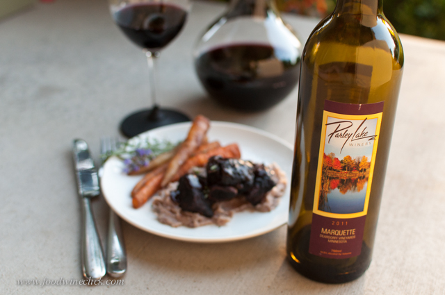 After years of research at the University of Minnesota, we can pair a regional wine with cuisine!