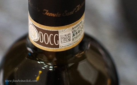 What's the deal with the stickers on Italian wines?