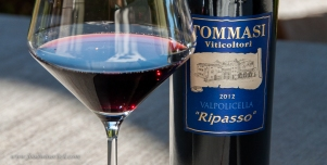 Valpolicella Ripasso provides more of everything: more ripeness, flavor intensity, non-fruit components
