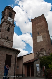 The tower of Barbaresco