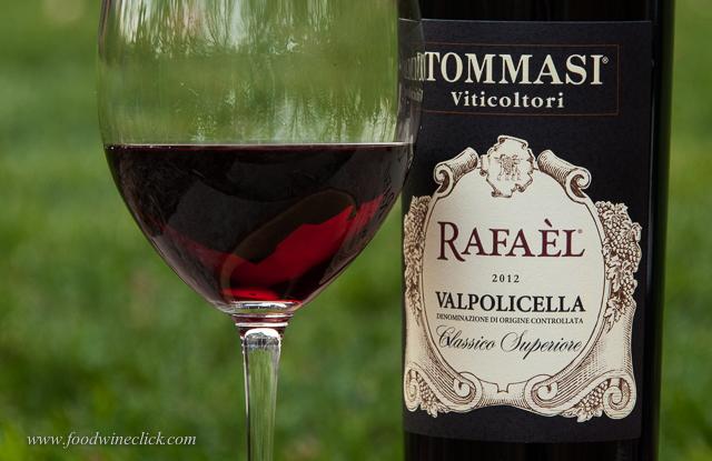 """Tommasi Valpolicella Classico Superiore """"Rafaèl"""" 2012"""