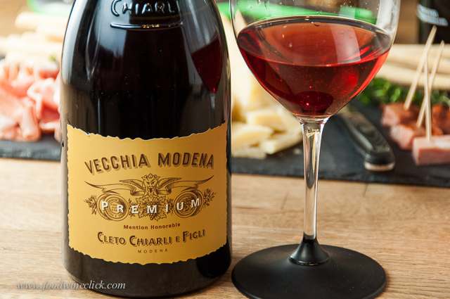 The best real Lambrusco is bright, dry, bubbly and very refreshing