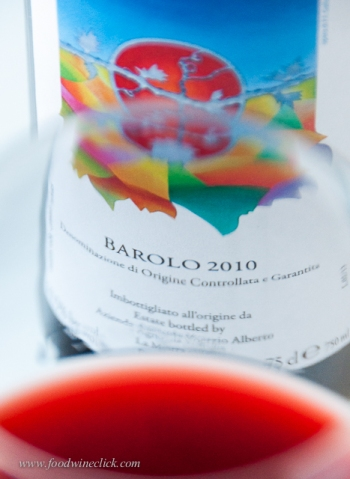 Barolo is at once powerful and light on it's feet, a favorite of mine