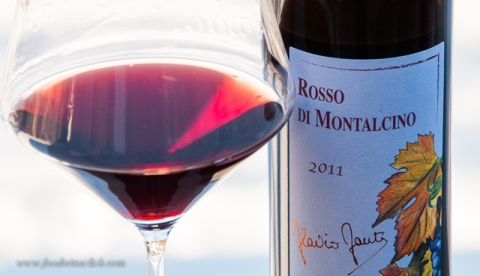 "Think more ""young vines, fresh wine"" rather than Baby Brunello"