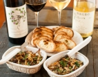 Rich and earthy, this dish goes equally well with Dolcetto or Arneis