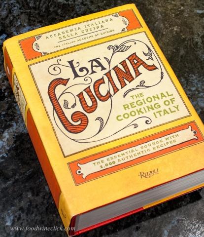 """The """"Italian Nonna's"""" cookbook"""