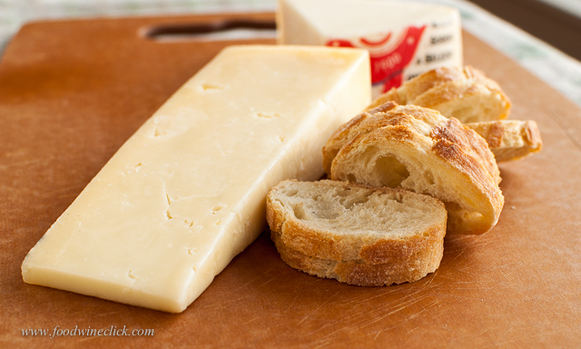 Trugole cheese is a nice, smooth textured cow's milk cheese