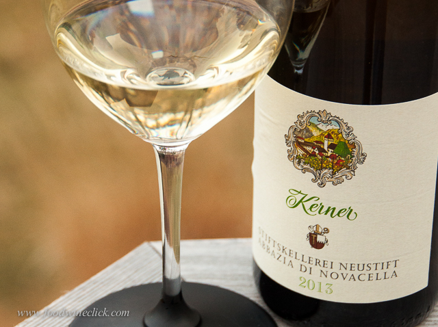 Kerner wine text