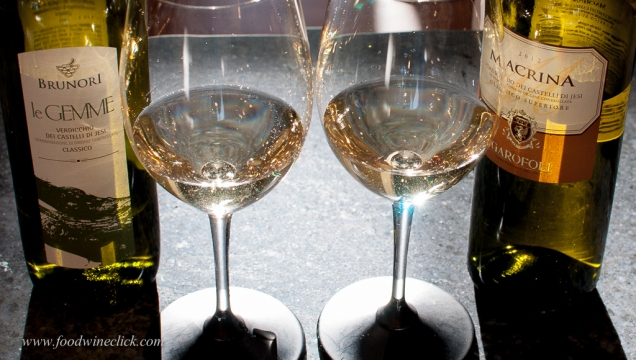 Verdicchio wines are the tops from Le Marche