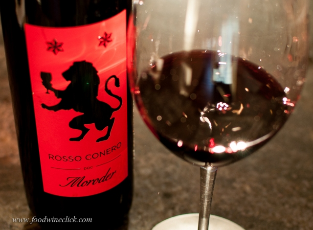 Rosso Conero will be dominated by Montepulciano