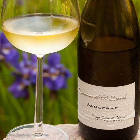 Sancerre = 100% Sauvignon Blanc