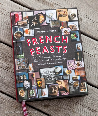 A very fun French cookbook full of authentic recipes and wine pairings