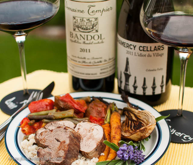 Leftovers deserve nice wines, right?