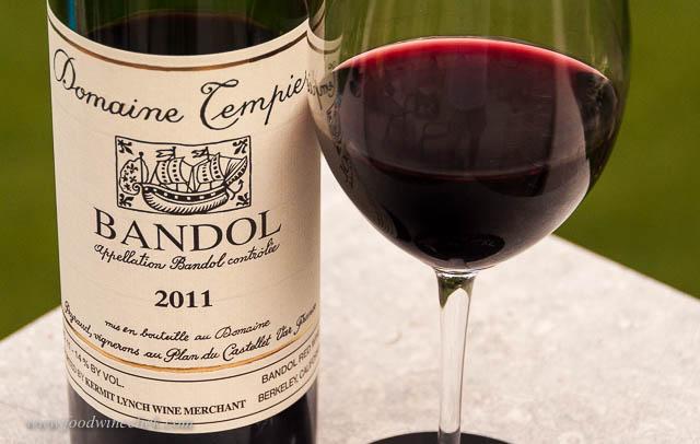 Domaine Tempier Bandol Rouge