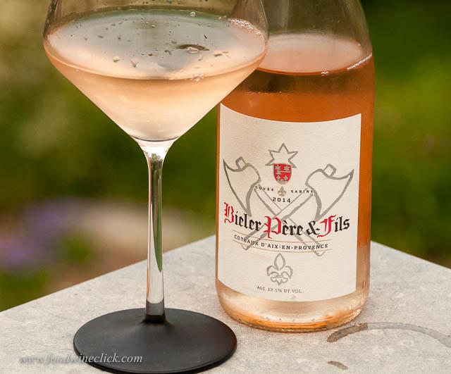 A classic Provençal Rosé