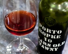 Kopke is one of the oldest Port Houses. Nose is caramel with red fruit and nuts. If port seems too syrupy, this one is less so. Kopke is in my top 3.