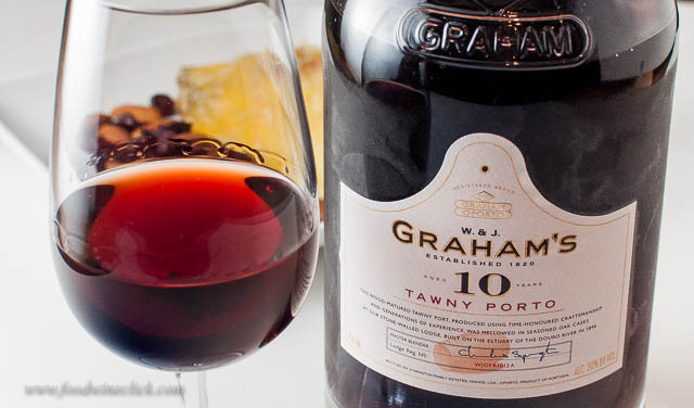 Graham's 10 year Tawny Port