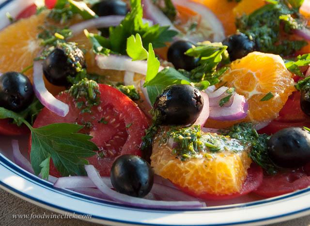 winophiles_sw_jurancon_tomato_salad_chicken 20150810 104