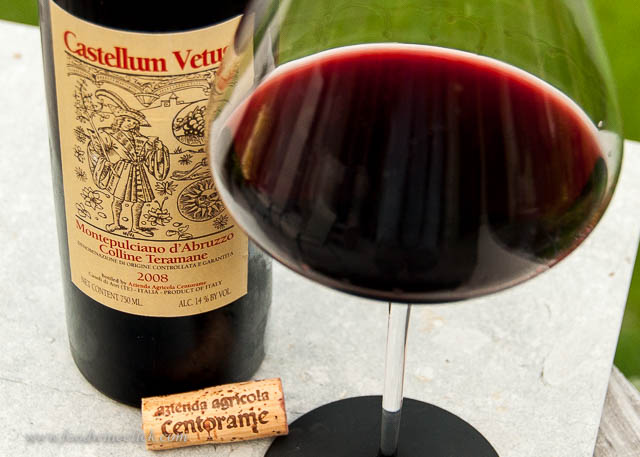 Montepulciano from Colline Teramane is the top in the Abruzzo empire