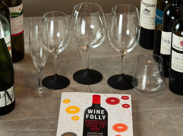 Do you need all these glasses? The Wine Folly Guide can help.