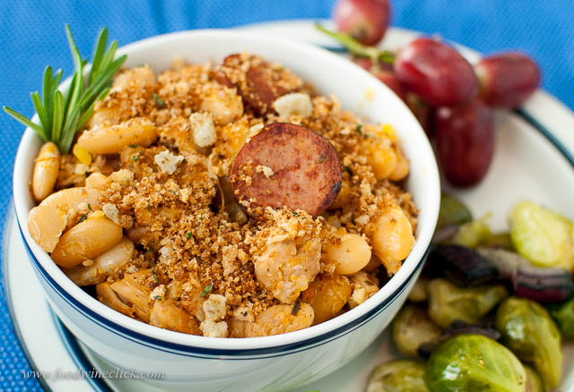A lighter version of Cassoulet