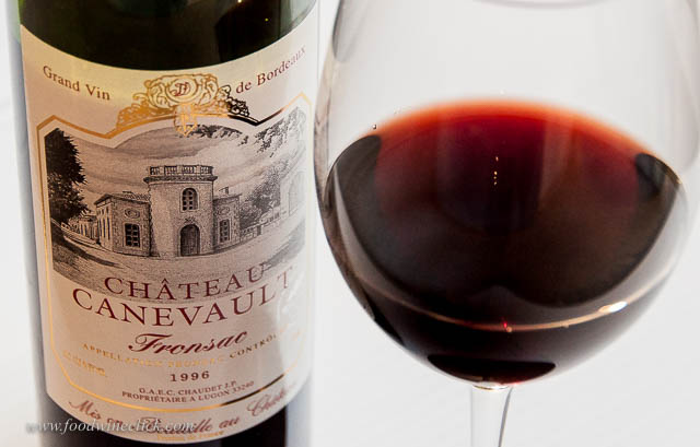 Chateau Canevault Fronsac