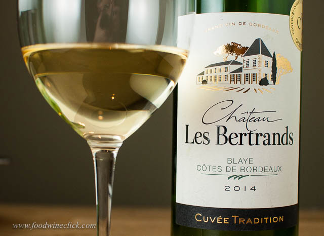 Chateau Les Bertrands Cuvee Tradition Blanc