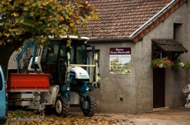 Burgundy is legendary, but you'll be reminded it's just farming.