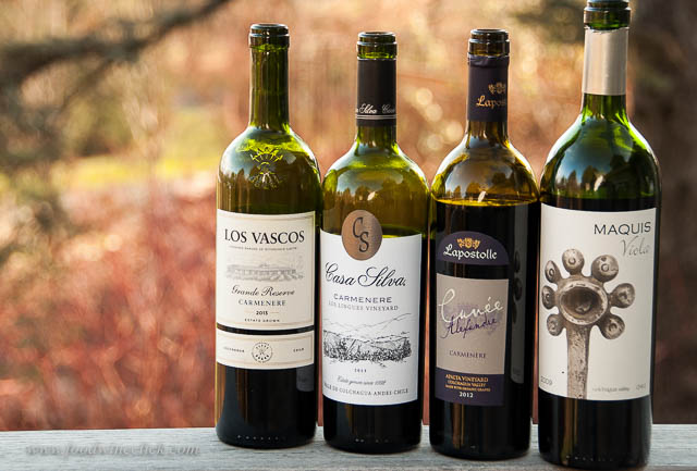 Should Carménère earn a spot at your holiday table?