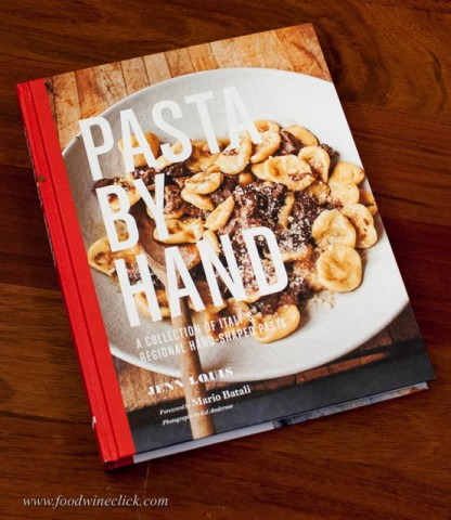 Are you a homemade pasta fan? Buy this book.