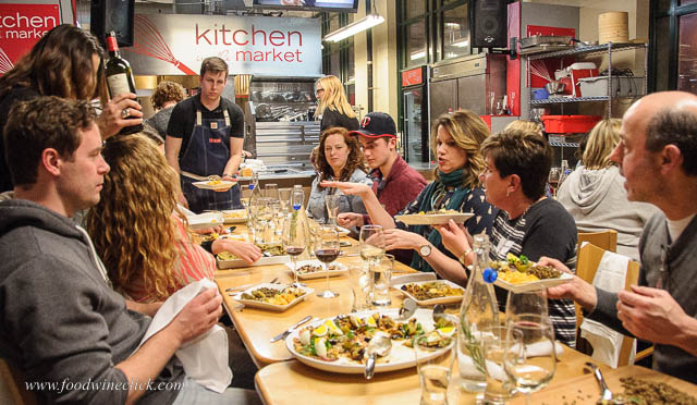 cooking sicilian with the broders at kitchen in the market rh foodwineclick com kitchen in the market coupon code kitchen in the market mn