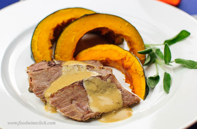 milk braised pork roast