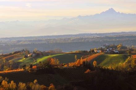 Piemonte in the evening, daydream material! Photo credit: Photo credit: Pierangelo Vacchetto
