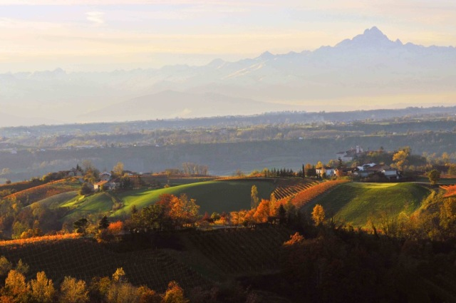 Piemonte in the evening, daydream material! Photo credit: Photo credit: Pierangelo Vacchetto