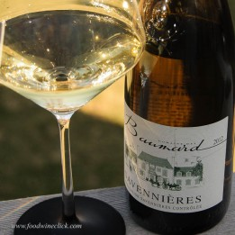 Chenin Blanc from Savennierres