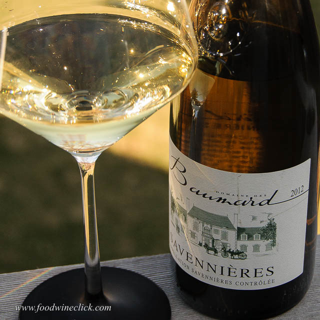 Chenin Blanc from Savennièrres
