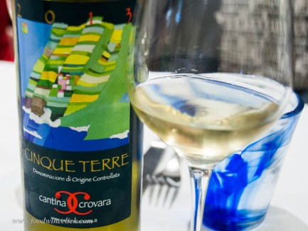 Cantina Crovara was our absolute favorite Cinque Terre DOC wine. I wish it was available outside Italy!