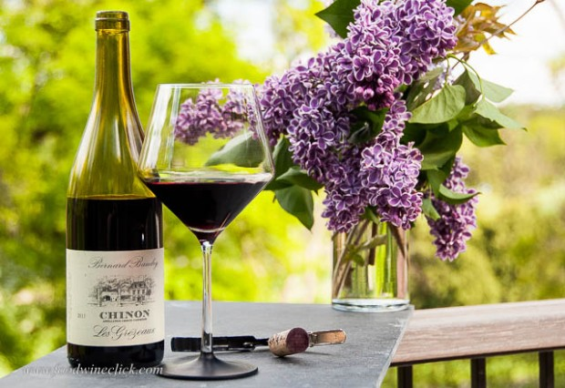 Chinon is a beautiful Loire Valley red wine