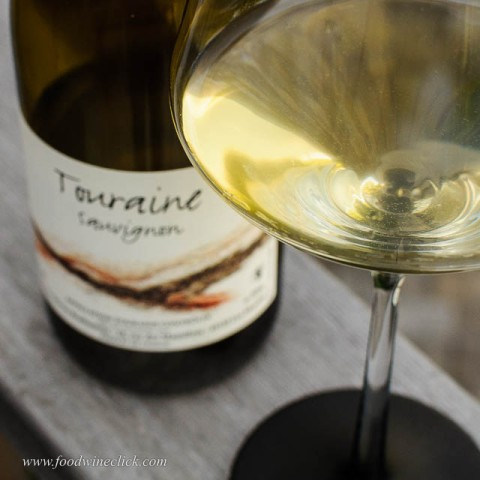 Olivier-Bonhomme Touraine Sauvignon, natural wine, highly regarded, but something isn't right