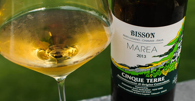 Quite a wide variety of wines within the Cinque Terre DOC