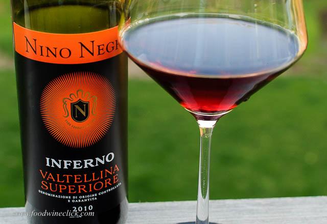 Nino Negri Valtellina Superiore Inferno