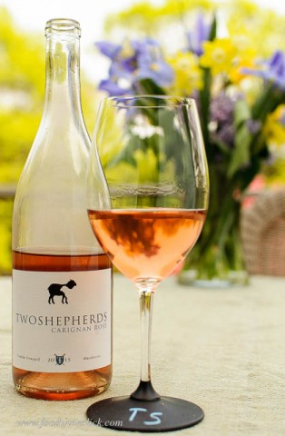 Two Shepherds Carignan Rosé
