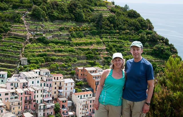 Fond memories of hiking in the Cinque Terre
