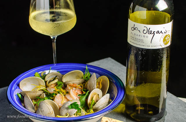 Albariño - your Go-To seafood wine