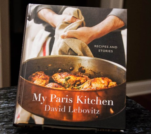"David Lebovitz ""My Paris Kitchen"""